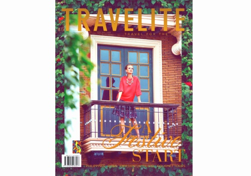 travelite magazine cover