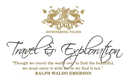 travel and exploration with ralph waldo emerson at tugu kunstkring paleis