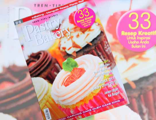 pastry bakery magazine vol 33
