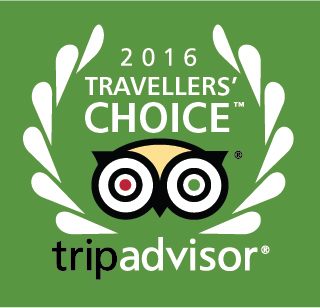 Tripadvisor Traveler's Choice 2016