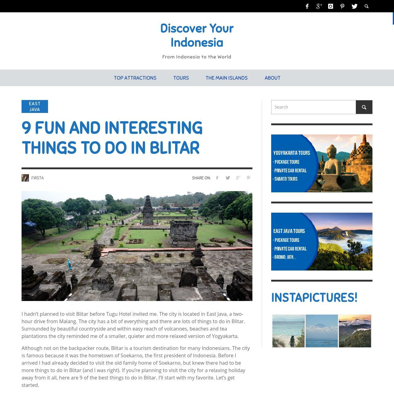 9 FUN AND INTERESTING THINGS TO DO IN BLITAR-thumb