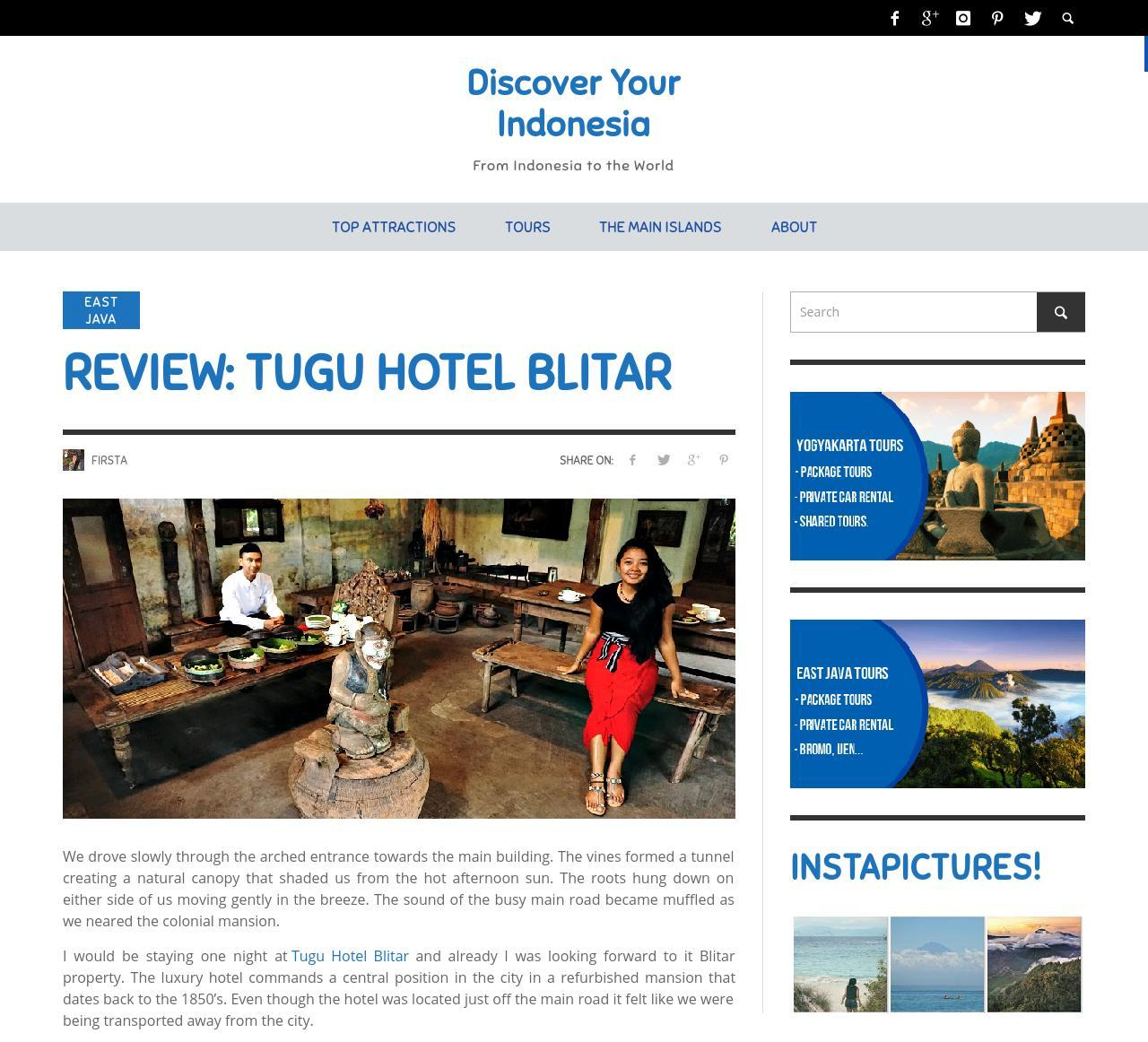 REVIEW - TUGU HOTEL BLITAR-thumb