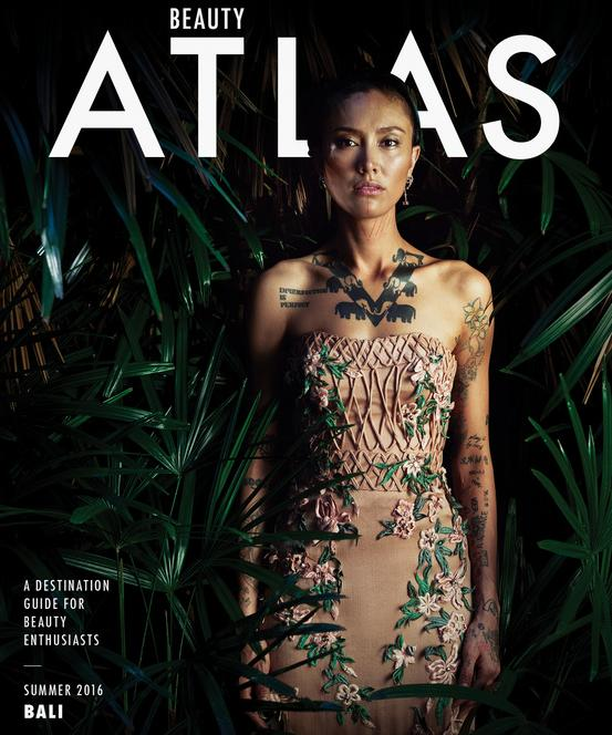 Warong Djamoe Spa Hotel Tugu Bali at Beauty Atlas Magazine Summer 2016