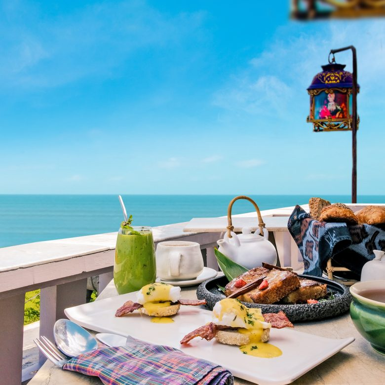 Canggu's Best Seaview Breakfast