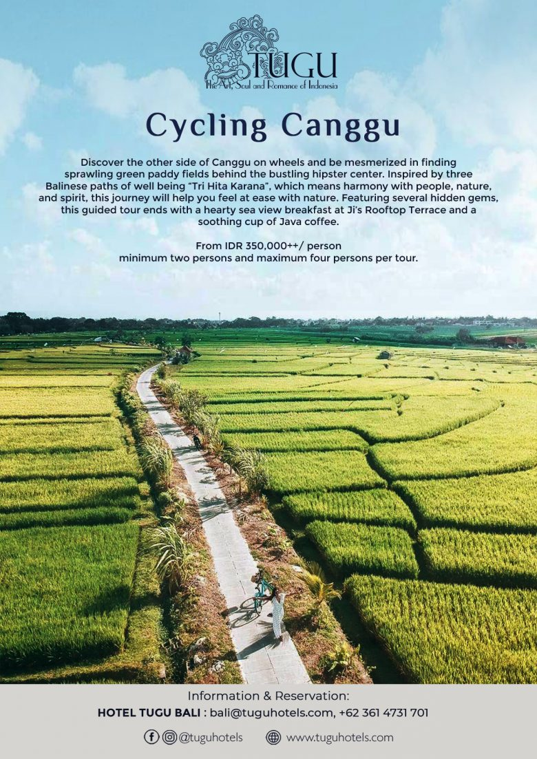 Cycling Canggu