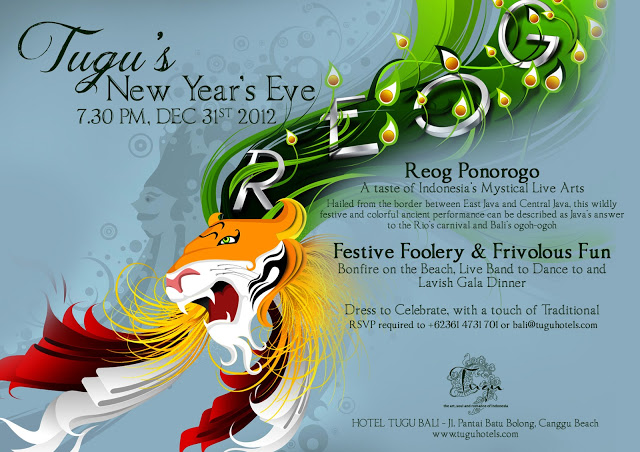 tugu bali new years eve old new 2013