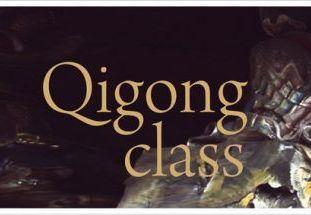 qiqong class at hotel tugu bali