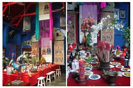 imlek telah dirayakan oleh keluarga keluarga babah di indonesia
