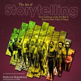 the art storytelling