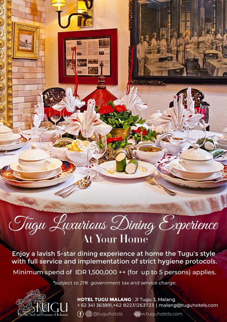 Tugu Luxurious Dining Experience