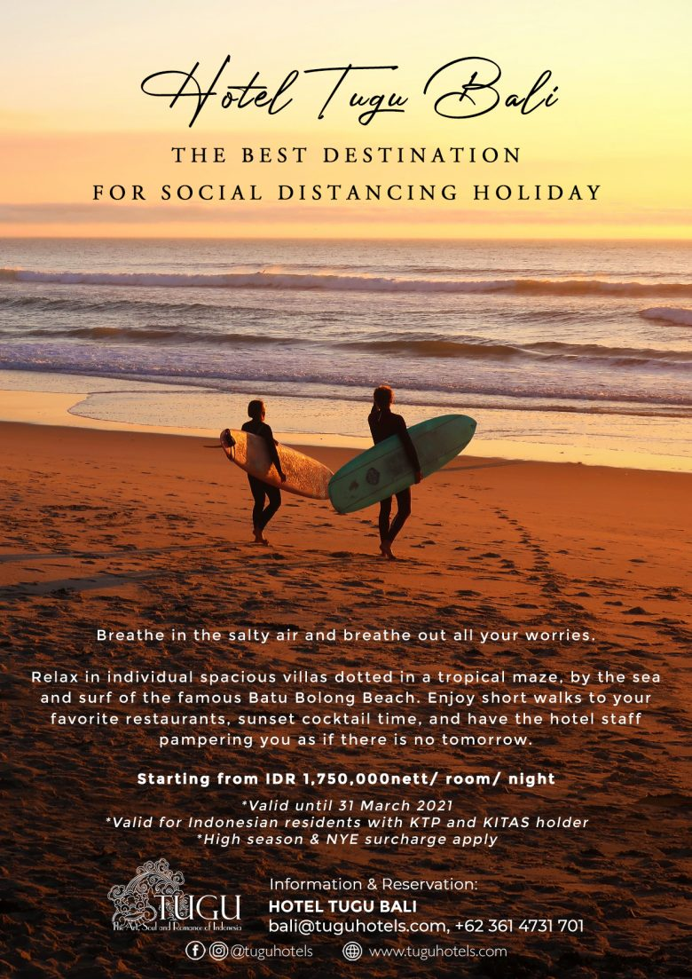 Social Distancing Holiday