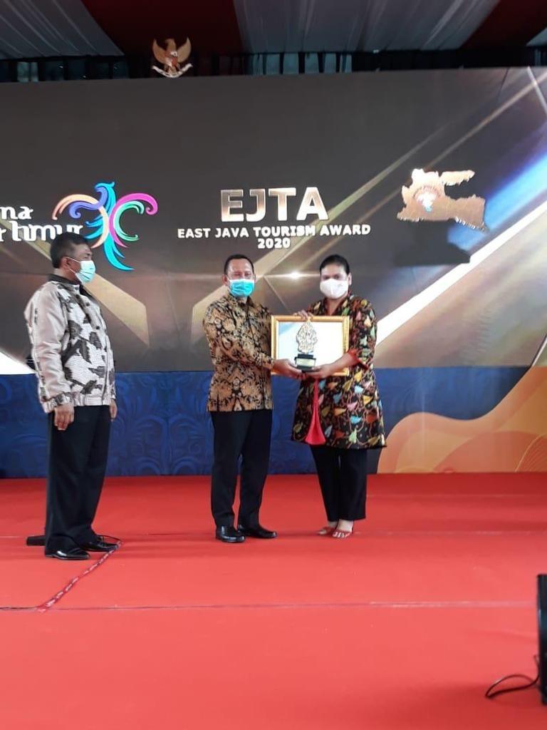 Hotel Tugu Malang Raih East Java Tourism Awards 2020