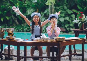 Staycation di Malang - Cookie-ing Class